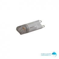 لامپ ال ای دی لوستری 2 وات G9 آفتابی نمانور