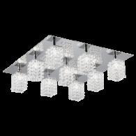 لوستر سقفی مدل پایتون برند اگلو